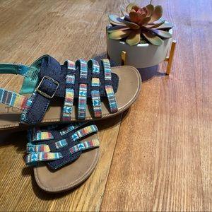 Toms girls sandals